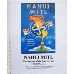 cover of Nahui Mitl book